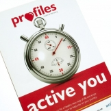 Profiles – Active You Leaflet