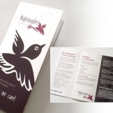 Nightingales Trifold Leaflet