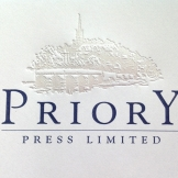 Priory Press – Letterhead